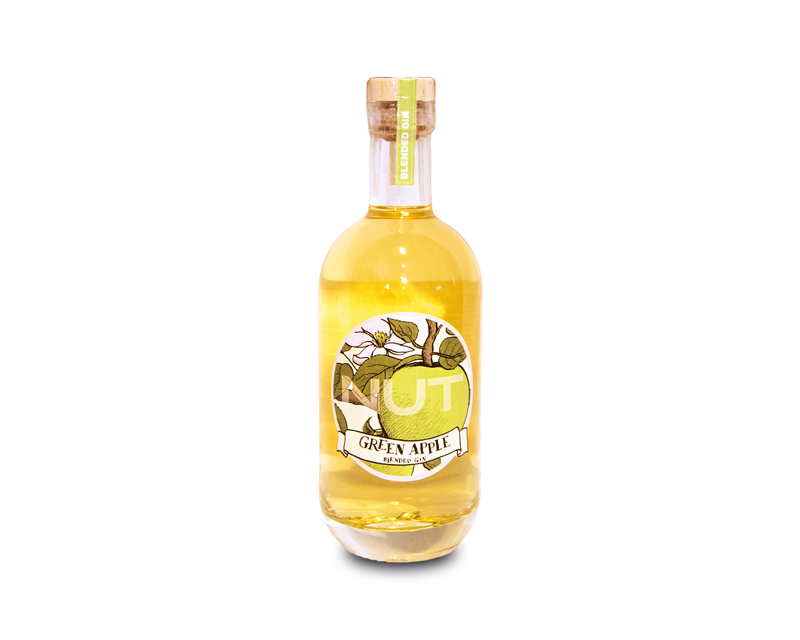 Ginebra Green Apple
